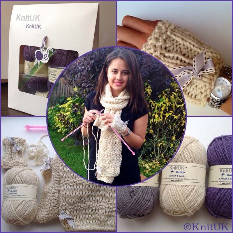KnitUK cornish wool 5 pics