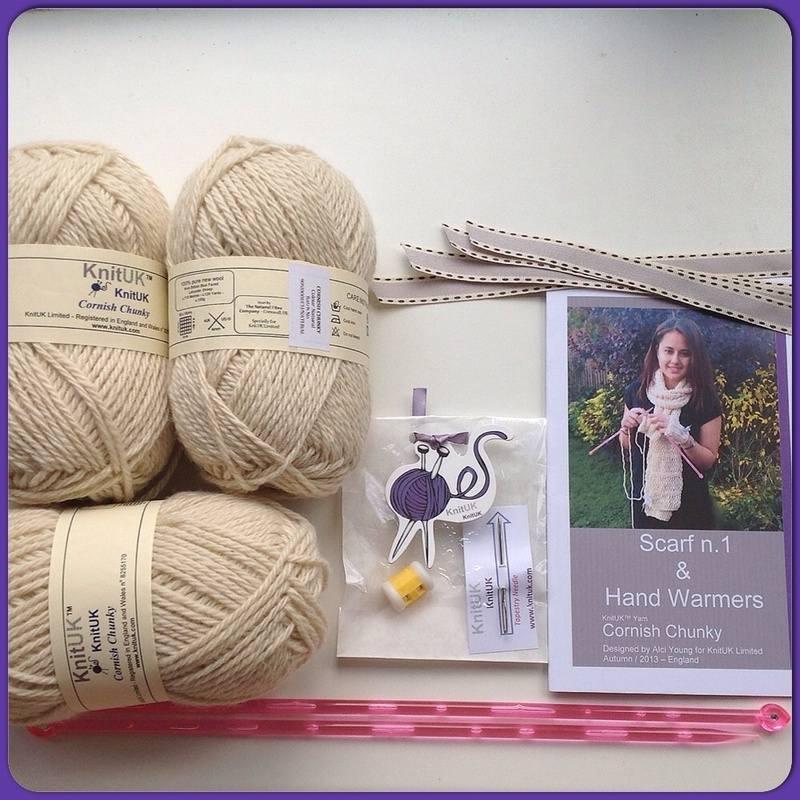 KnitUK cornish kit items