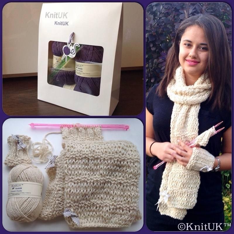 KnitUK cornish kit box and ana