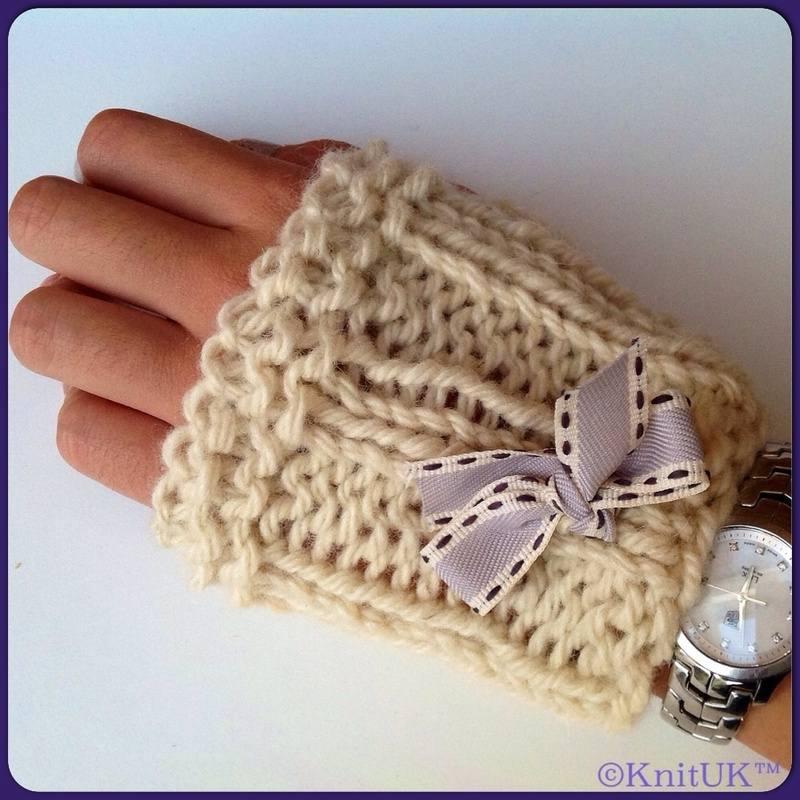 knituk cornish kit hand warmer