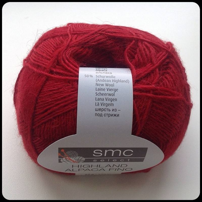 smc highland alpaca fino red