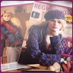 Regia magazine n. 112. Knit ideas with Colors by Kaffe Fassett. Regia Design Line . 36 pages