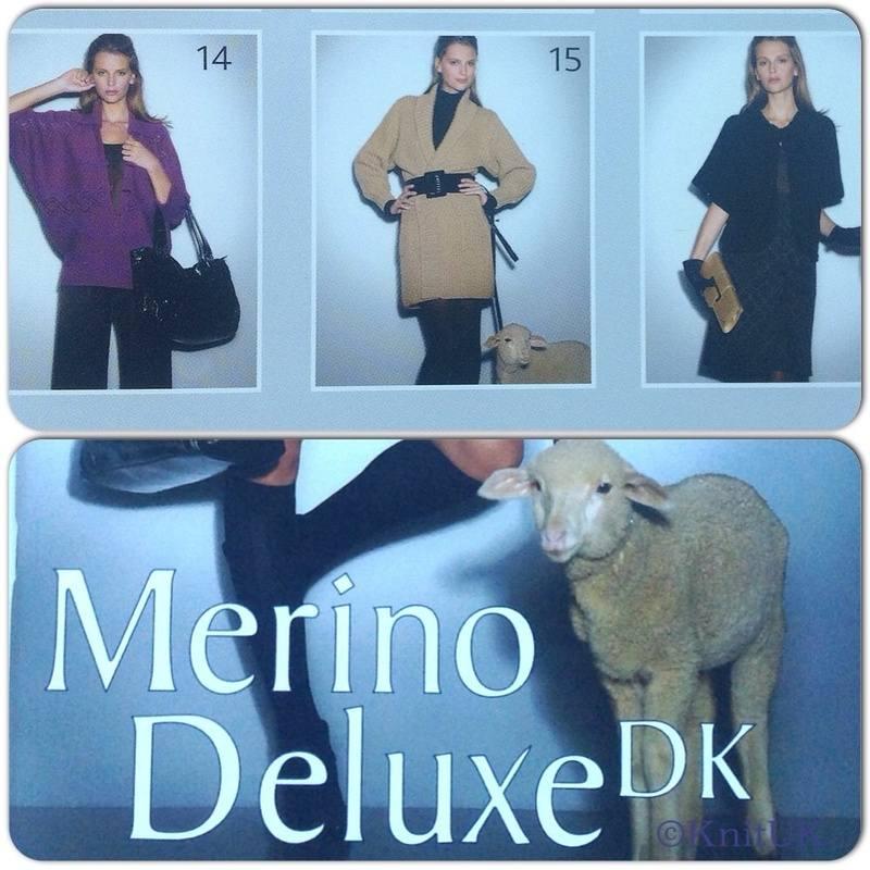 Patons merino delux dk book 2pics