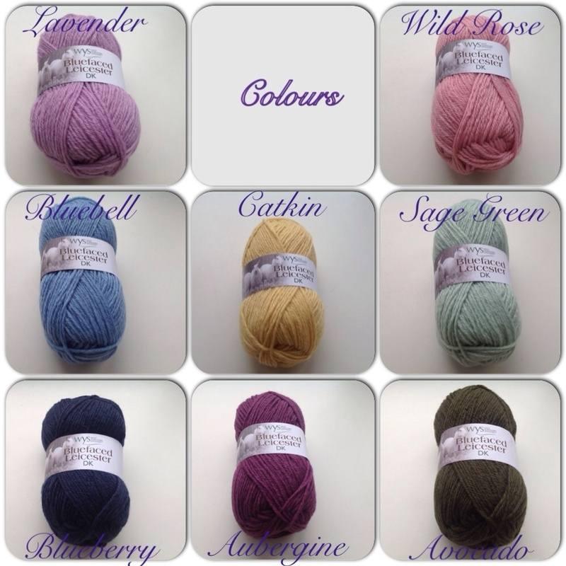 wys bfl 8 colours
