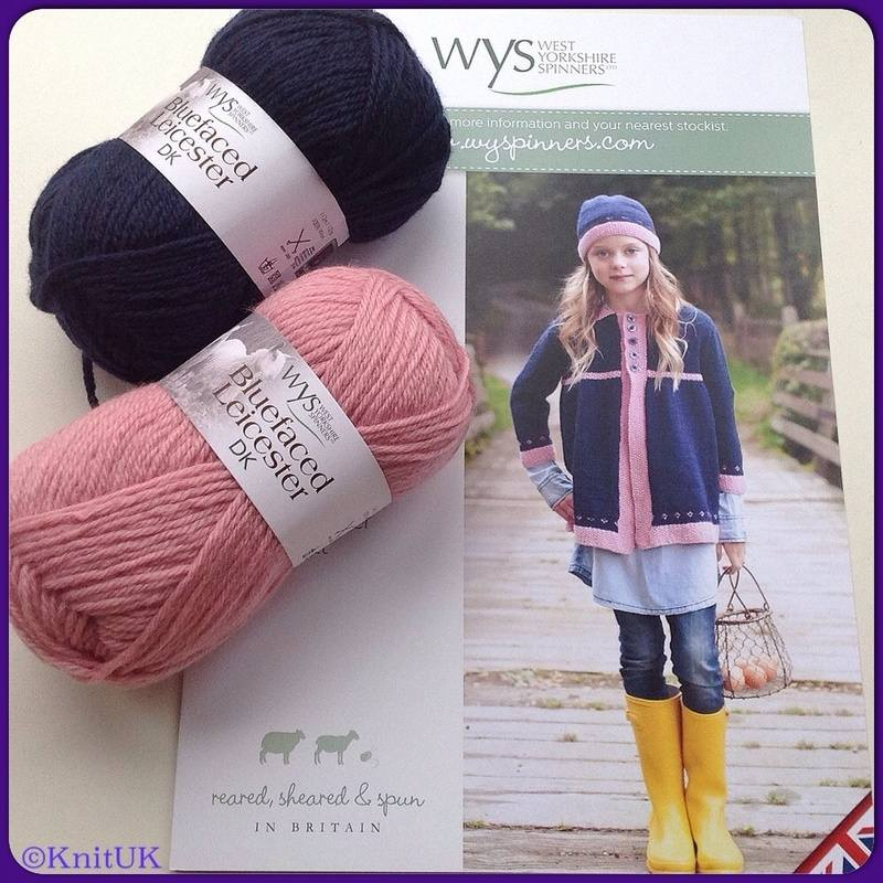WYS Fair Isle Coat & Hat - West Yorkshire Spinners Knitting ...