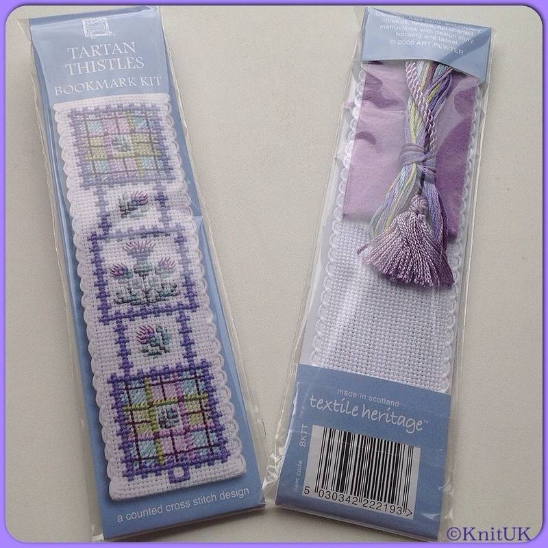 TH bookmark tartan th f&b