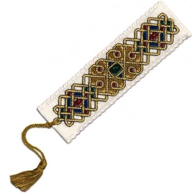 TH bookmark tassel celt jew
