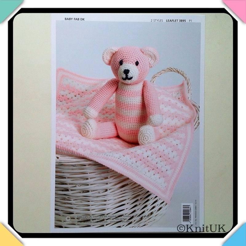 patons leaflet 3895 easy crochet b