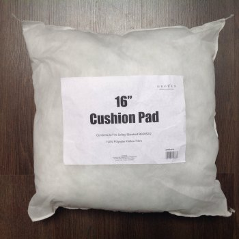 "Cushion Pad 16"" - 40cm x 40cm (by Groves)"