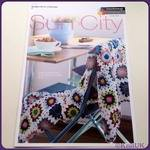 SMC Sun City Granny Blanket. Crochet. Schachenmayr Original. 4 pages (A4)
