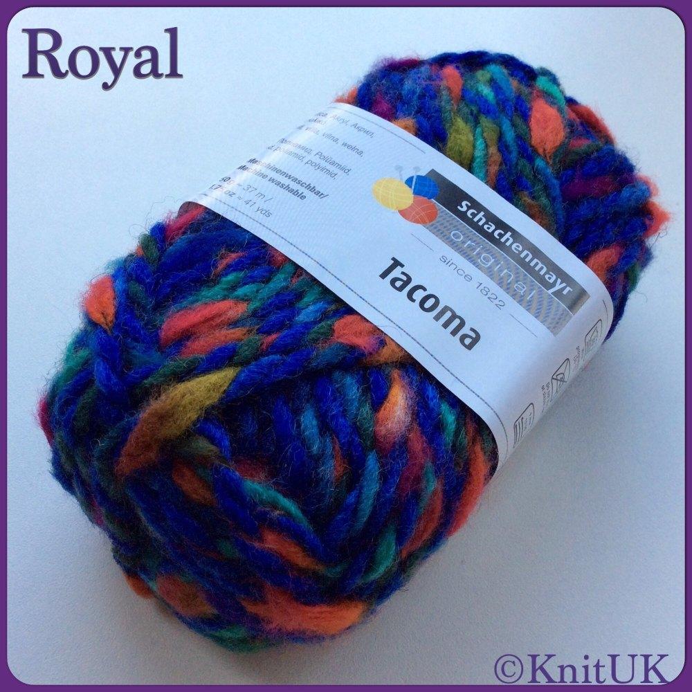 SMC Tacoma 50g. Schachenmayr Original. Super Chunky yarn