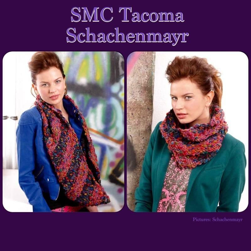 smc tacoma scarf and cowl