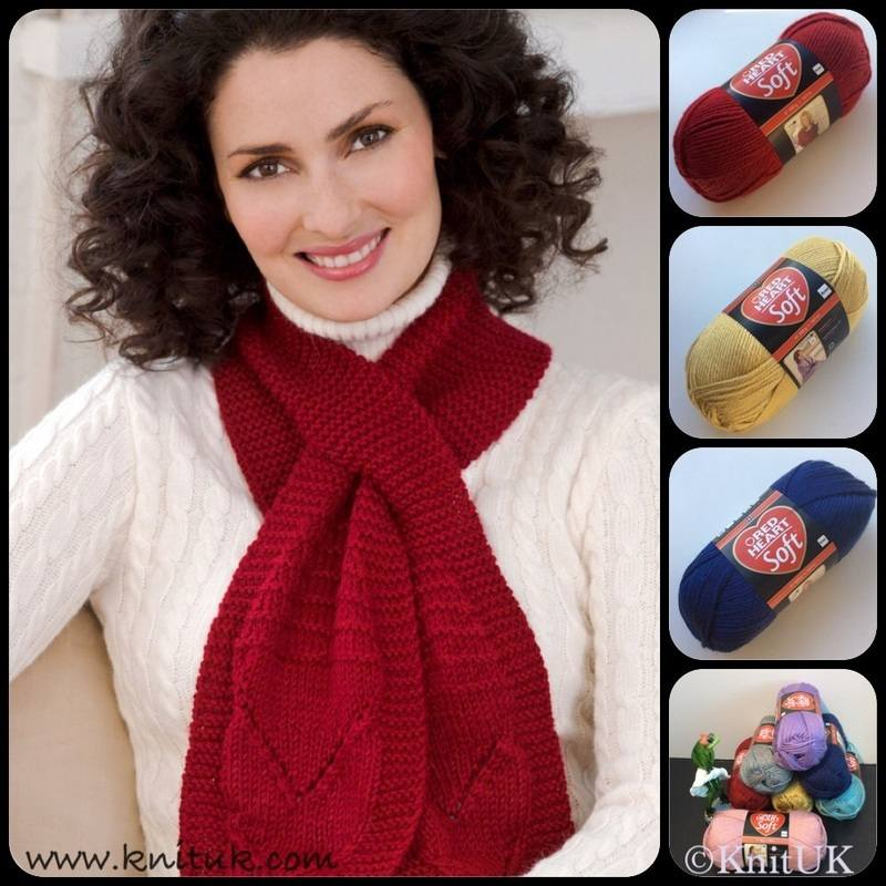 Red Heart Soft Yarn | Shop at KnitUK