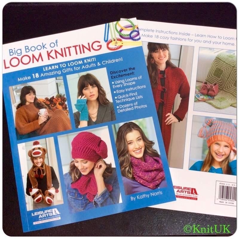 Shop For Big Book Of Loom Knitting Leisure Arts Knituk