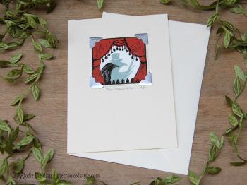 CROW SHOW CARD