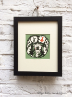 012. SOMETHING WICKED - GICLEE PRINT