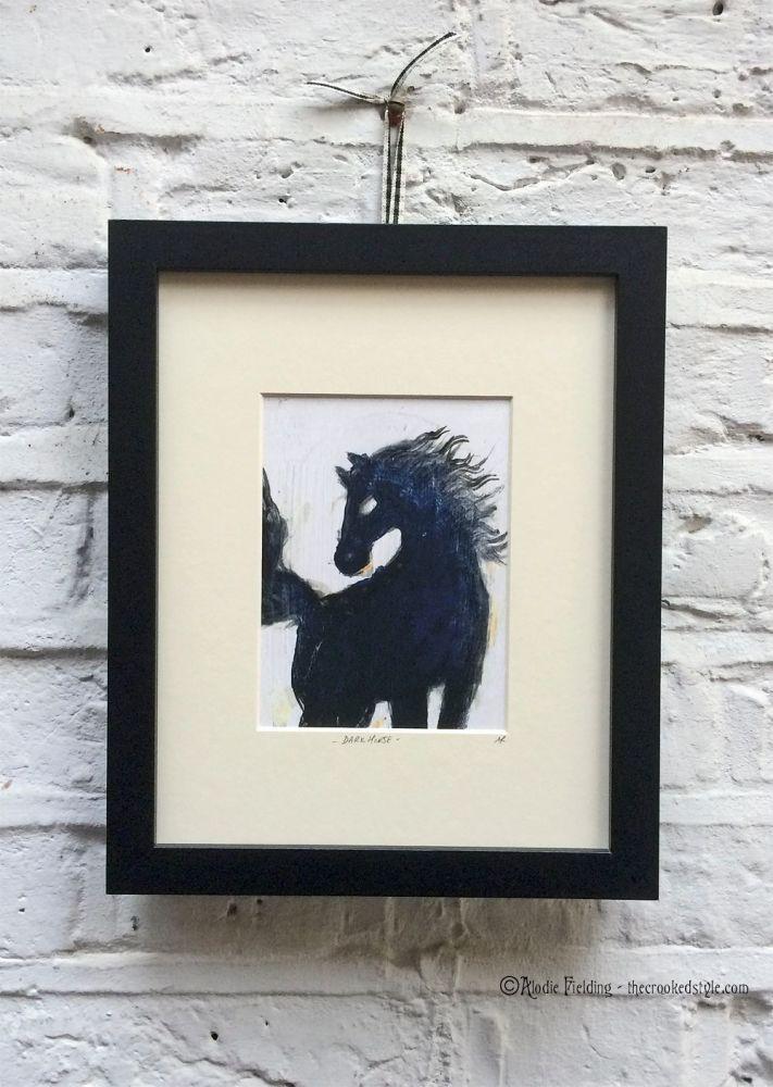 DARK HORSE - GICLEE PRINT