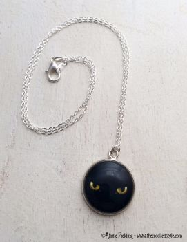 CAT'S EYE PENDANT