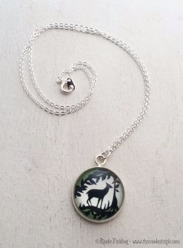 FOREST DEER - PENDANT