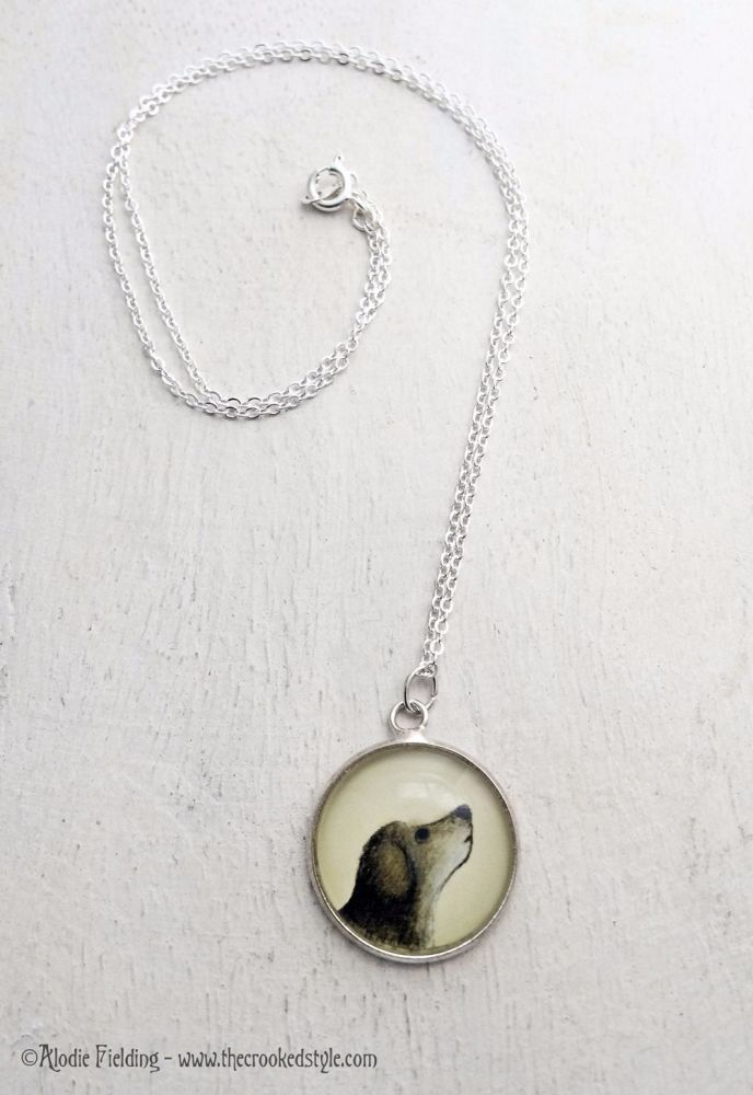 LOYAL DOG PENDANT
