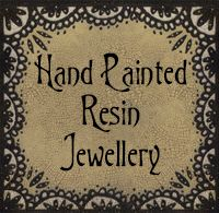 04. HAND PAINTED - RESIN JEWELLERY