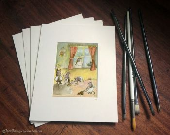 013 - MOUSE WORK - GICLEE PRINT