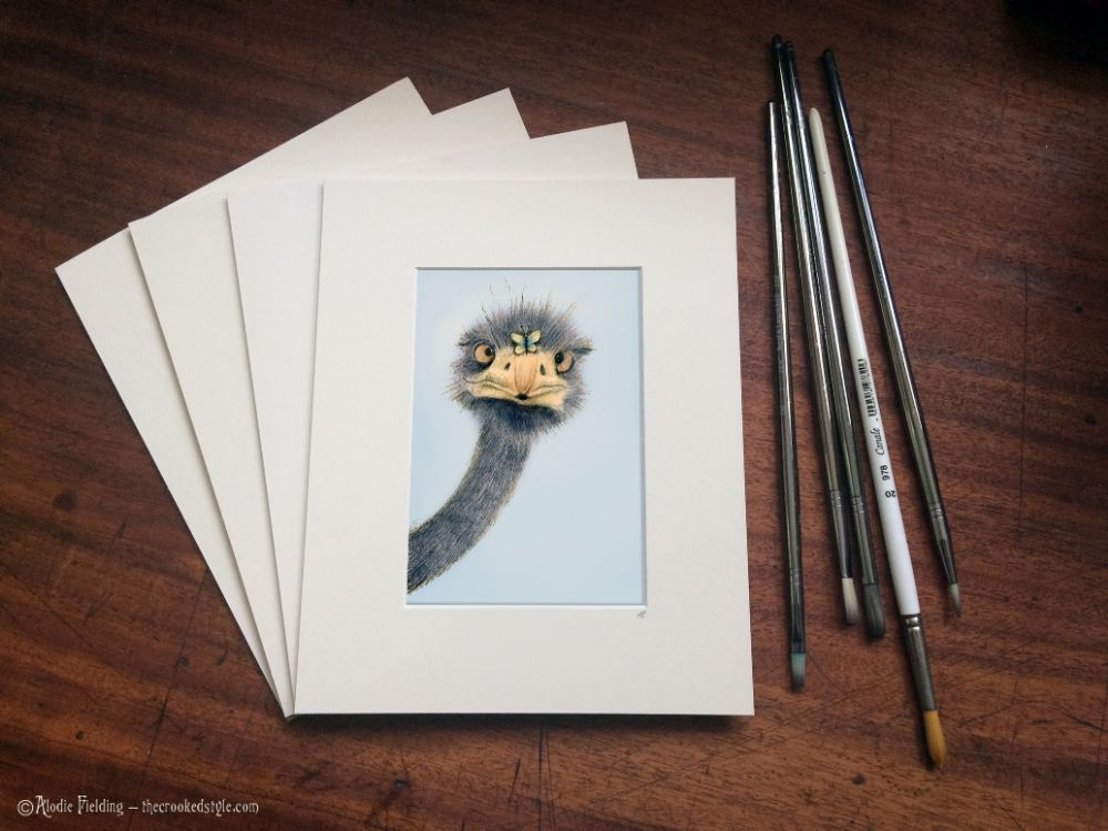 ILLUSTRATION - GICLEE PRINTS