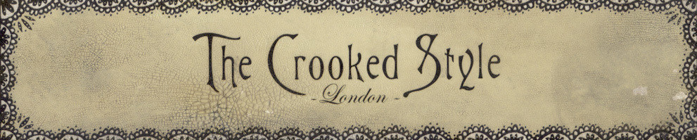 The Crooked Style, site logo.