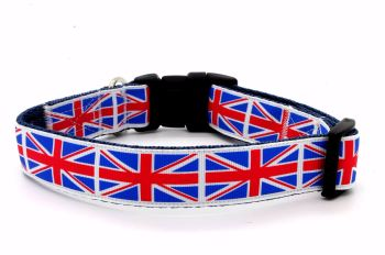 Union jack collar