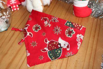 Santa's presents Bandana