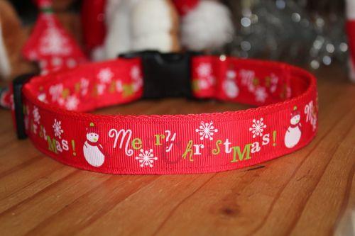 Merry Christmas Collar