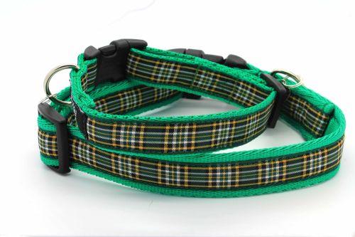 Irish Natural Tartan Collar