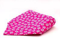 Pink/white daisies Bandana