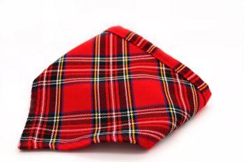 Royal Stewart  tartan Bandana
