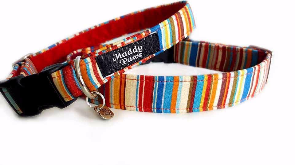 Fabric Dog Collars
