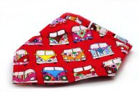 Red Campervan Bandana