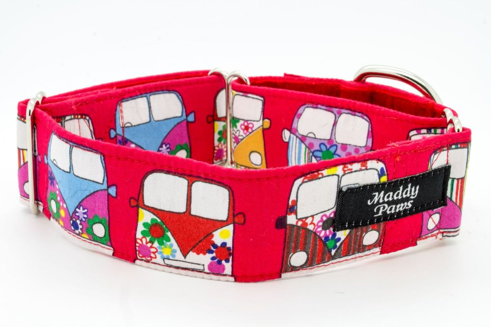Red Campervan Collar