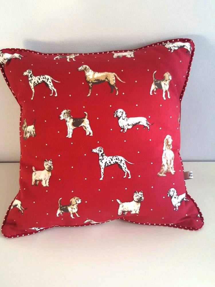 Dog Breed Cushion