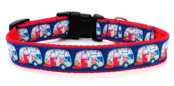 Blue Caravans Collar