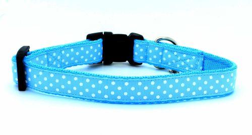Blue Spot Collar