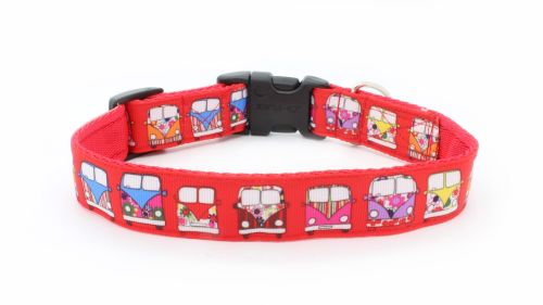 Red Campi Collar