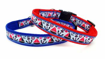 Sailing Yachts & Anchors Collar