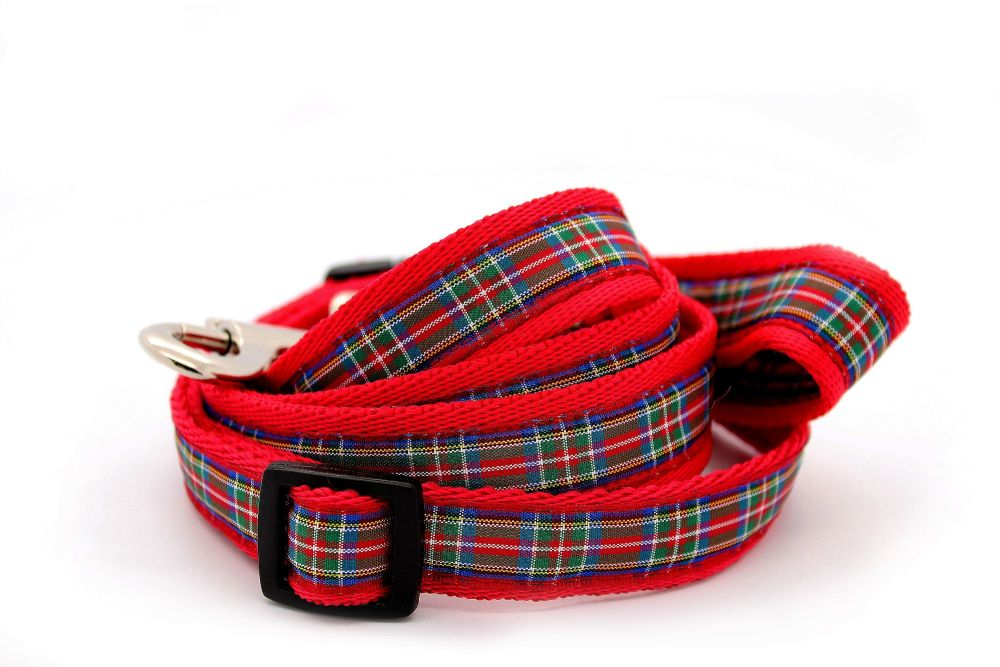 Royal Stewart tartan Collar