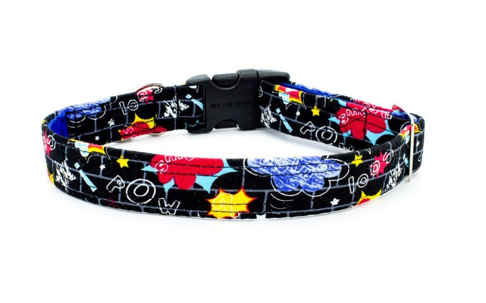 Super Hero Collar