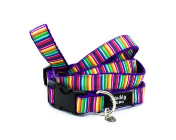 *NEW* Multi stripe Collar