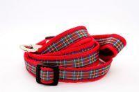 Red Tartan Collar