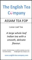 Loose Assam Tea FOP