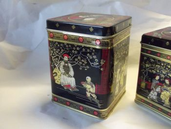 Large Tea Caddy