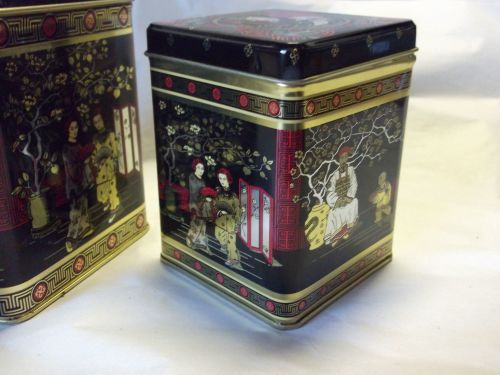Small Tea Caddy