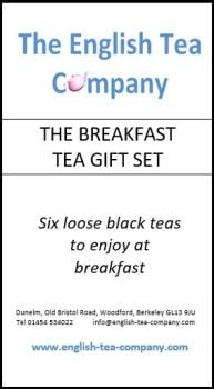 The Breakfast Tea Gift Set